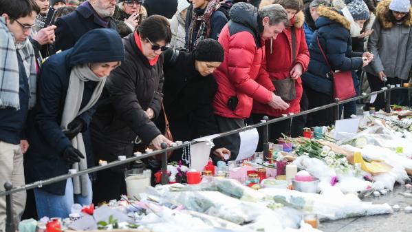 nouvel ordre mondial | Attentat de Strasbourg : un nouveau numéro gratuit, le116006, mis en place pour le suivi des victimes