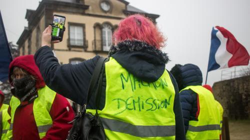 """DIRECT. """"Gilets jaunes"""": des heurts à Biarritz, en marge de la réunion préparatoire du G7"""