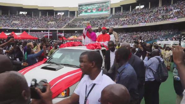 RDC : le rôle-clé de l'Eglise