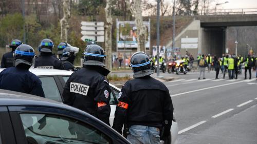 """Colère des policiers : """"Il y a des similarités avec les 'gilets jaunes'"""", affirme le syndicat Alliance"""