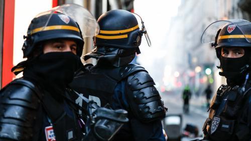 """Pourquoi les """"gyros bleus"""", ces policiers en colère prêts à manifester jeudi, préfèrent rester anonymes"""