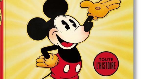 Mickey Mouse Toute L Histoire La Petite Souris Aux