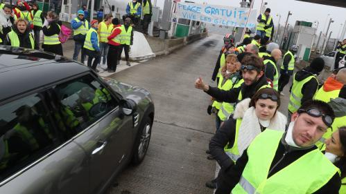 """""""Gilets jaunes"""" : Area renonce également à demander aux automobilistes l'argent perdu lors des opérations """"péages gratuits"""""""