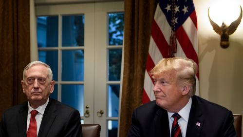Etats-Unis : le chef du Pentagone claque la porte après l'annonce de Donald Trump sur la Syrie