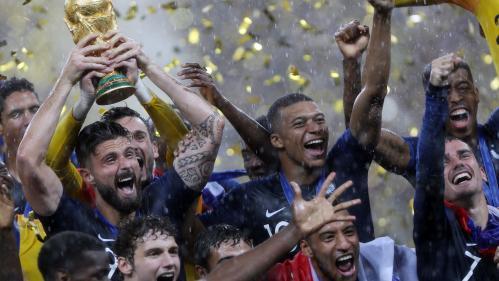 Mondial 2018 : plus d'un milliard de personnes ont suivi la finale gagnée par la France