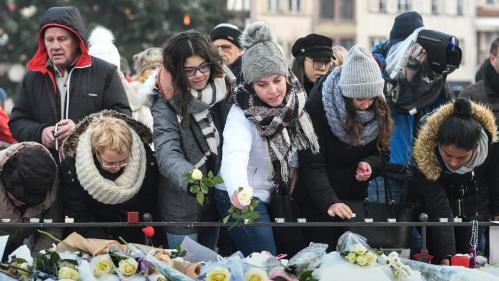 Attentat de Strasbourg:une broche à l'effigie de la cathédrale contre un don en faveur des victimes