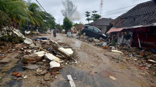 Indonésie : ce que l'on sait du tsunami qui a fait au moins 222 morts