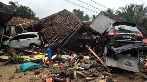 DIRECT. Indonésie : au moins 222 morts après le tsunami, selon un nouveau bilan