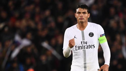 Paris : la résidence du footballeur brésilien Thiago Silva cambriolée samedi soir lors du match PSG-Nantes