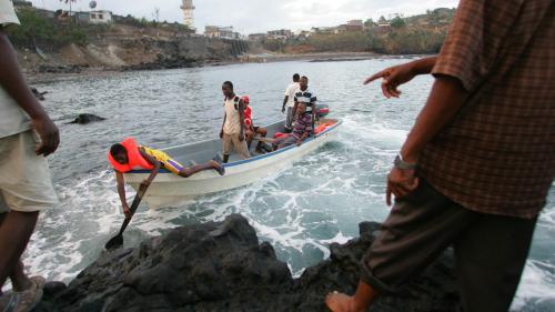 """Comores: Ouani, nouveau """"port international"""" pour les clandestins vers Mayotte"""
