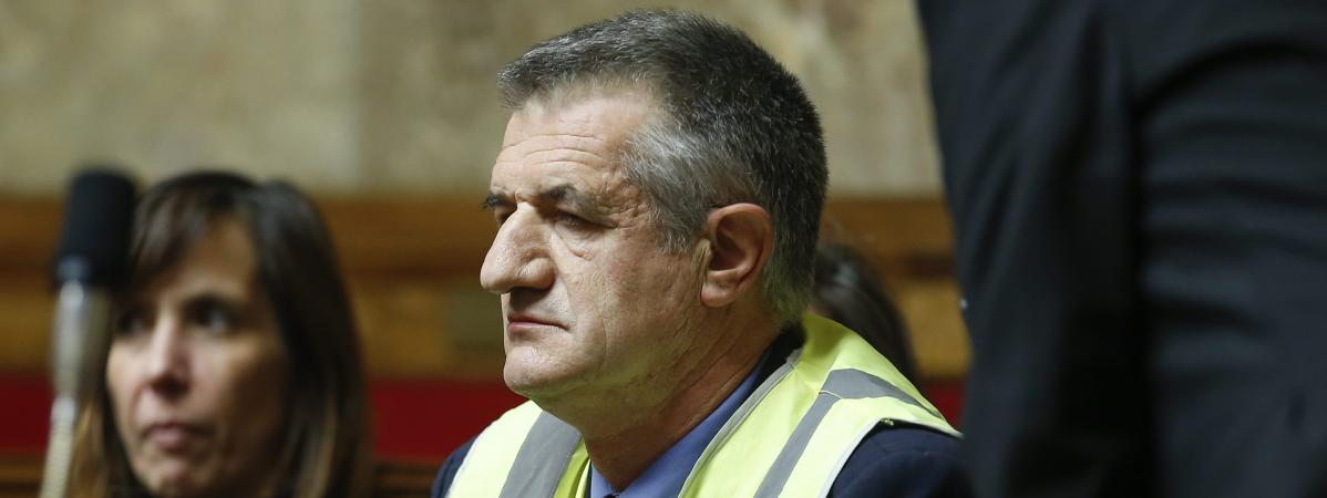 Finistere Un Homme Se Fait Tatouer Le Visage Du Depute Jean Lassalle