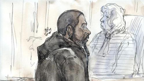"""Le jihadiste Peter Cherif, proche des frères Kouachi, mis en examen pour """"association de malfaiteurs terroriste criminelle en récidive"""""""