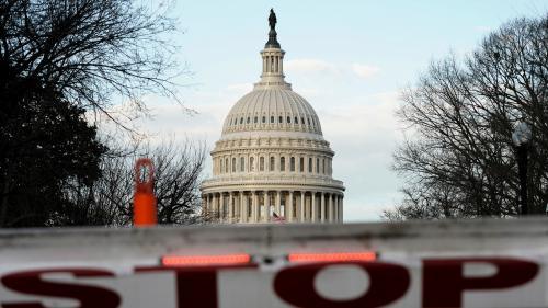 """Etats-Unis : pas d'accord en vue avant la semaine prochaine sur le """"shutdown"""", selon le Sénat"""