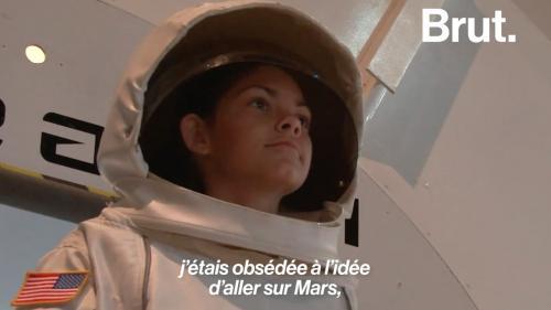VIDEO. À 17 ans, elle veut être la première personne à aller sur Mars