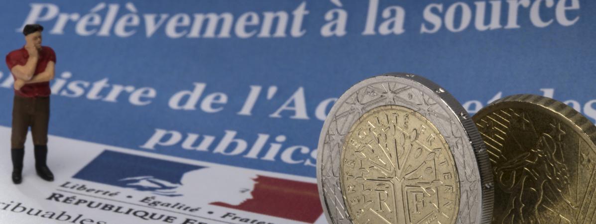 Le prélèvement à la source de l\'impôt sur le revenu est entré en vigueur le 1er janvier 2019.