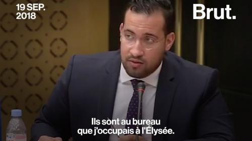 VIDEO. Quand Alexandre Benalla affirmait avoir rendu ses passeports diplomatiques