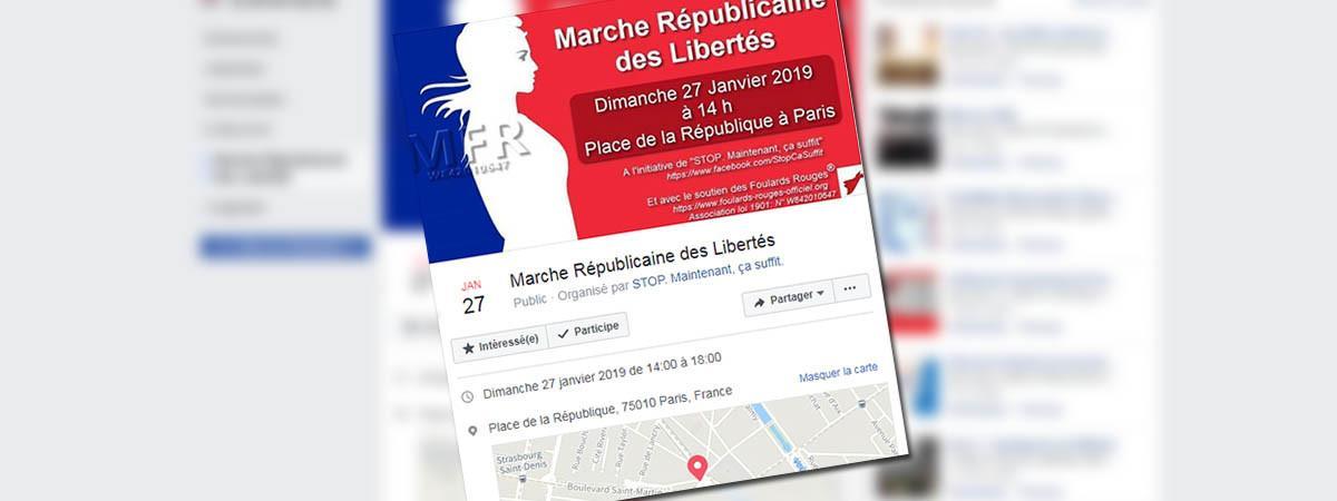Paris Une Marche De Soutien A Emmanuel Macron Organisee Le