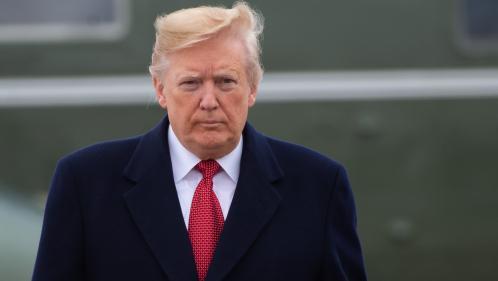 """Etats-Unis : pour Donald Trump, les démocrates sont """"strictement"""" responsables de la mort d'enfants migrants en rétention"""