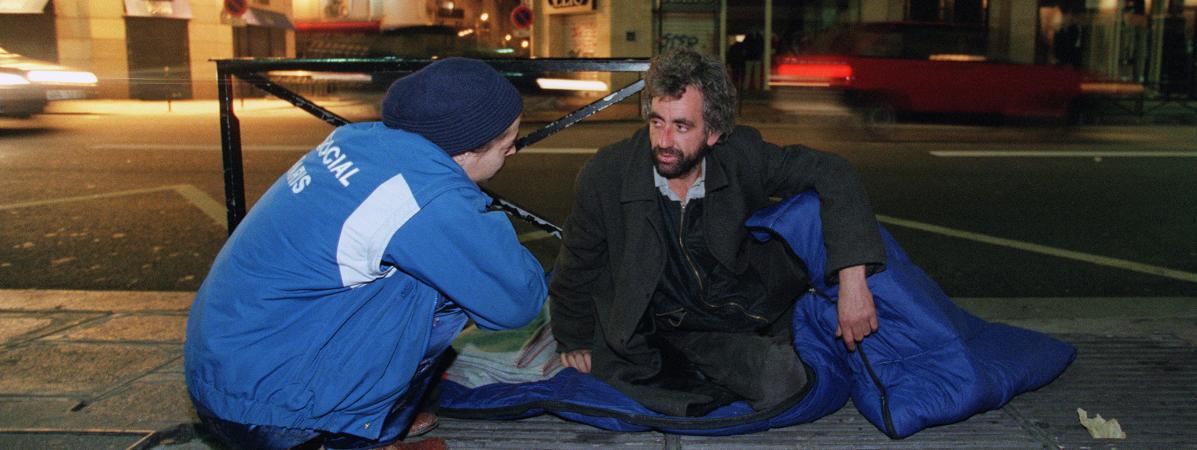 «On est encore loin du compte» pour accueillir les sans-abris cet hiver estime le Samu social de Paris