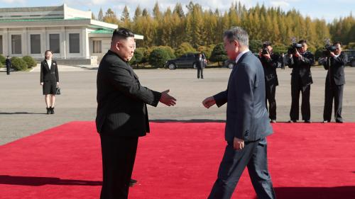 Corée du Nord : Kim Jong-un promet davantage de rencontres avec la Corée du Sud en 2019
