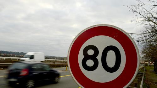 """""""La baisse de la vitesse marche à tous les coups"""": six mois après le passage aux 80 km/h, le bilan de la Sécurité routière"""
