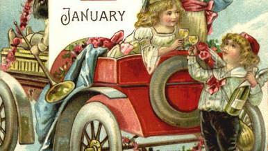 Le Nouvel An tombe-t-il toujours un 1er janvier ?