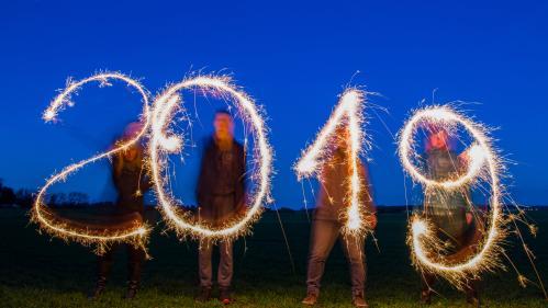 Sons et lumières, concerts, feux d'artifice : le monde fête le passage à 2019