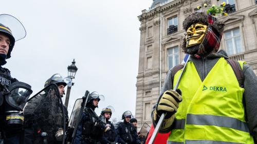 """DIRECT. De nouveaux rassemblements de """"gilets jaunes"""" prévus dans plusieurs villes à l'occasion de la Saint-Sylvestre"""
