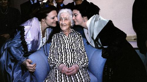 Cinq questions sur la théorie russe qui remet en cause l'âge record de Jeanne Calment