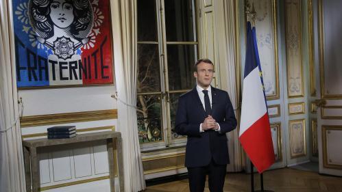 """La """"lettre aux Français"""" d'Emmanuel Macron sera diffusée mi-janvier par la presse et sur les réseaux sociaux"""