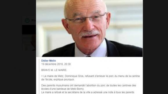Le Vrai Du Faux Non Le Maire De Metz N A Pas Refuse De Supprimer