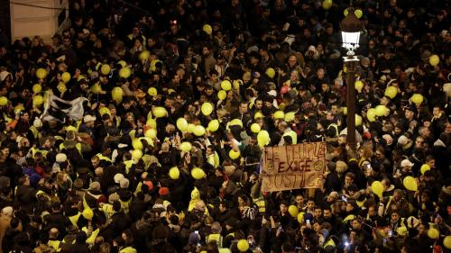 """""""Gilets jaunes"""" : un Français sur deux pense que le gouvernement tiendra compte du grand débat"""