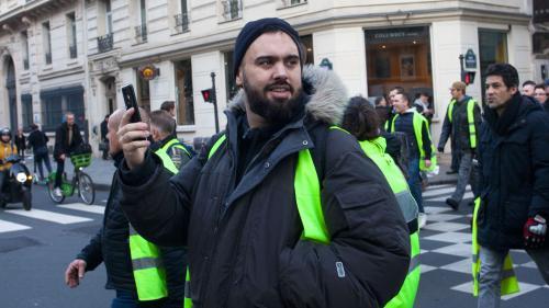 Interpellation d'Eric Drouet: LFI et RN dénoncent une répression par l'exécutif