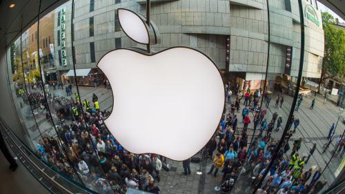 Les bourses européennes chutent, fragilisées par les mauvais résultats d'Apple
