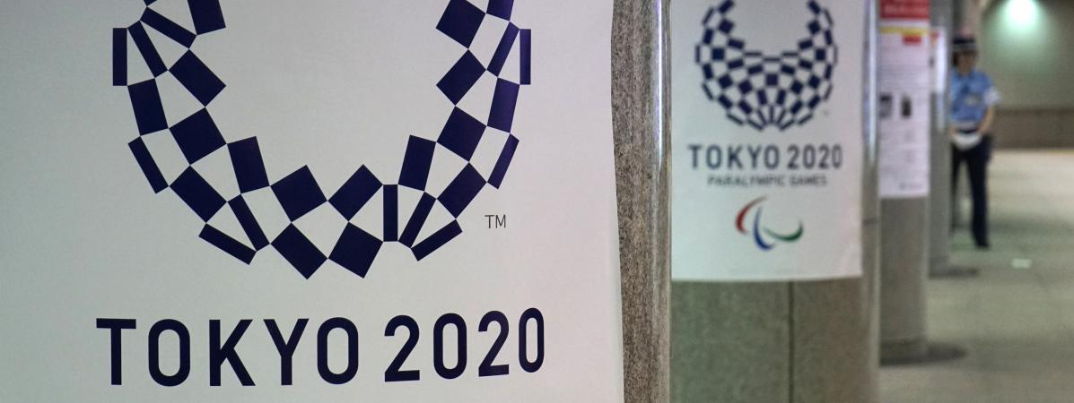 La médaille du jour. Du métal provenant de Fukushima pour la torche et les médailles des JO de Tokyo 2020