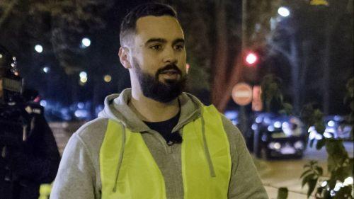 Lille : un rassemblement de Gilets jaunes organisé après l'interpellation d'Éric Drouet