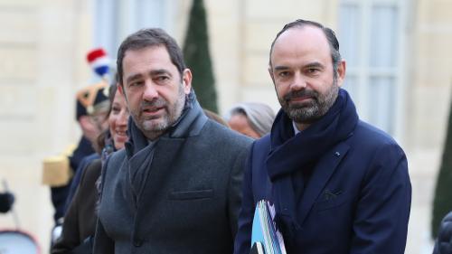 """DIRECT. """"Gilets jaunes"""" : """"à l'ultra-violence, nous opposerons l'ultra-fermeté"""", assure Christophe Castaner"""