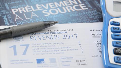 Prélèvement à la source : pourquoi vous allez peut-être bénéficier d'un virement des impôts dès ce mardi
