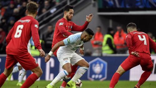 Coupe de France : l'Olympique de Marseille éliminé et humilié dès son entrée en lice par le club amateur d'Andrézieux-Bouthéon (2-0)