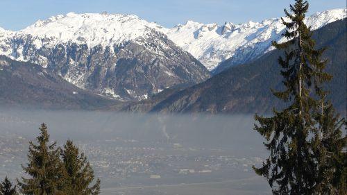 Pollution de l'air : la vallée de l'Arve placée en vigilance rouge ce dimanche