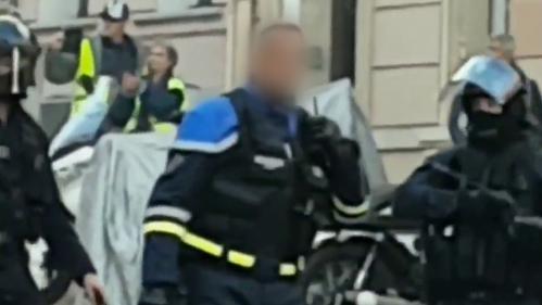 Violences policières à Toulon : l'officier de police avait déjà été sanctionné pour des violences il y a 2 ans