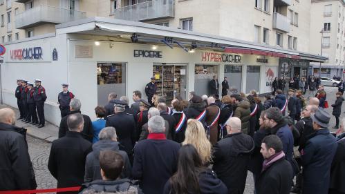 Quatre ans après les attentats de janvier 2015, une journée d'hommages