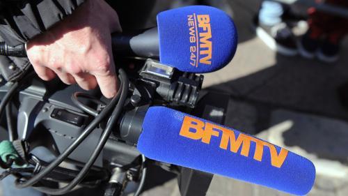 """Les reporters de BFMTV refusent de couvrir les actions des """"gilets jaunes"""" durant la journée de lundi"""