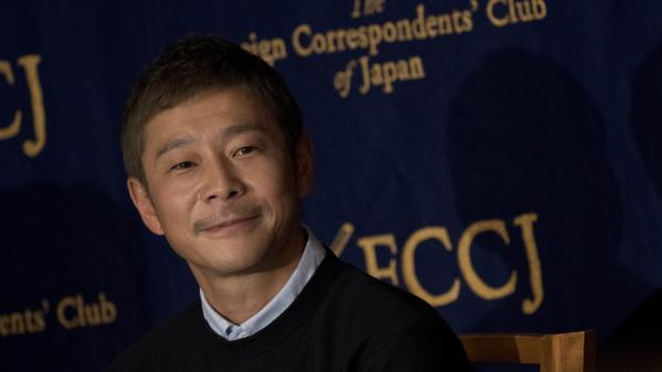 Un milliardaire japonais bat le record du tweet le plus partagé de l'histoire