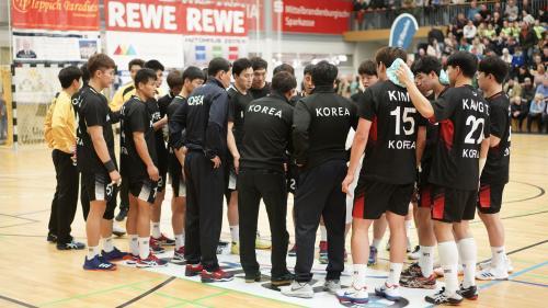 """""""Corée unifiée"""" : comment le Nord et le Sud ont bricolé une équipe pour le Mondial dehandball"""