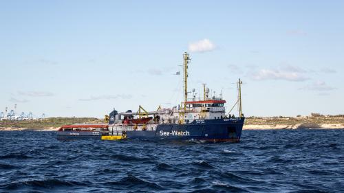 Un accord a été trouvé pour accueillir les 49 migrants bloqués en Méditerranée à Malte