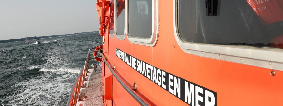 «120 000 euros, c'est aberrant !» : des sauveteurs en mer normands s'insurgent contre la cagnotte en faveur de Christophe Dettinger