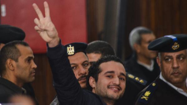 Egypte : figure du Printemps arabe, Ahmed Douma condamné à 15 ans de prison ferme