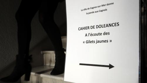 """""""Gilets jaunes"""" : 7 Français sur 10 estiment que le grand débat national n'aboutira pas à des mesures utiles pour le pays"""