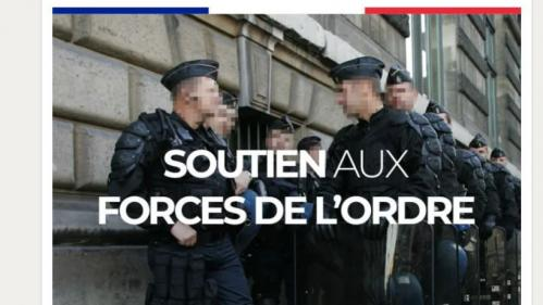 """""""Gilets jaunes"""" : la cagnotte en soutien aux forces de l'ordre blessées dépasse le million d'euros"""